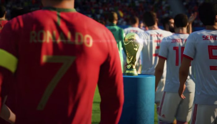 FIFA 18 – World Cup Update Rip The Summer Up Gameplay Trailer