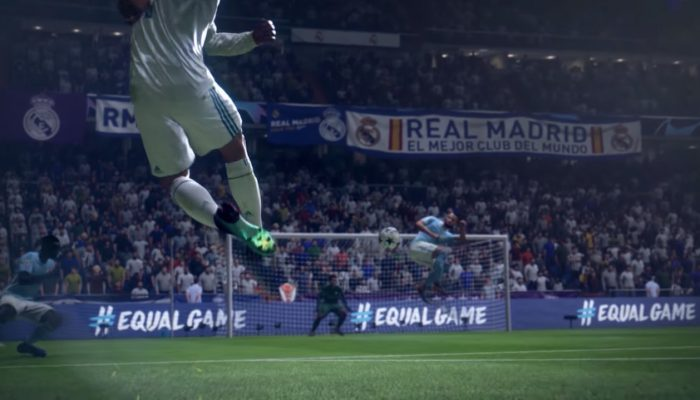 FIFA 19 – Official Reveal Trailer with UEFA Champions League