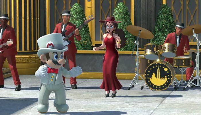 Super Smash Bros. Ultimate – Mario Fighter Showcase