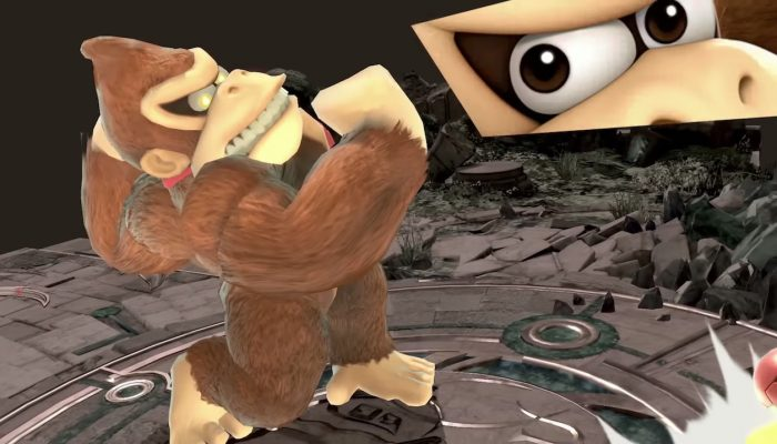 Super Smash Bros. Ultimate – Donkey Kong Fighter Showcase
