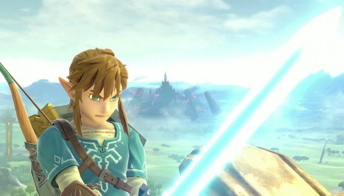 Super Smash Bros. Ultimate – Link Fighter Showcase