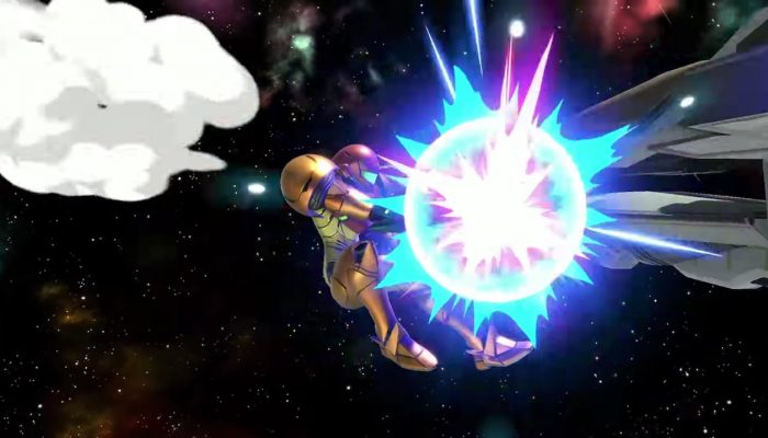Super Smash Bros. Ultimate – Samus Fighter Showcase