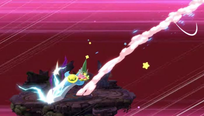 Super Smash Bros. Ultimate – Kirby Fighter Showcase
