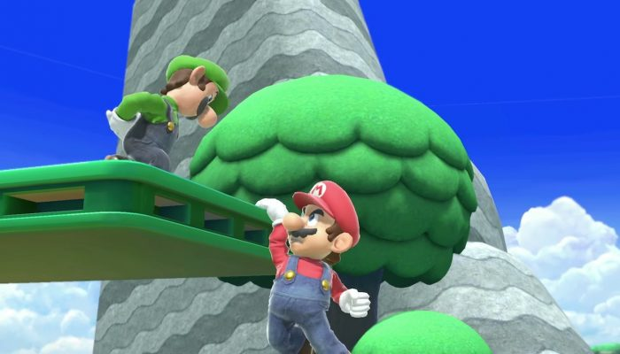 Super Smash Bros. Ultimate – Luigi Fighter Showcase