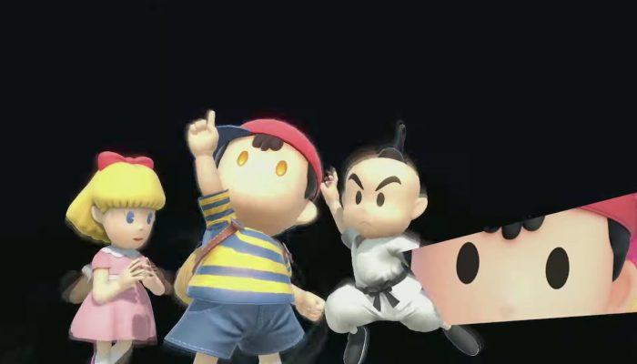 Super Smash Bros. Ultimate – Ness Fighter Showcase