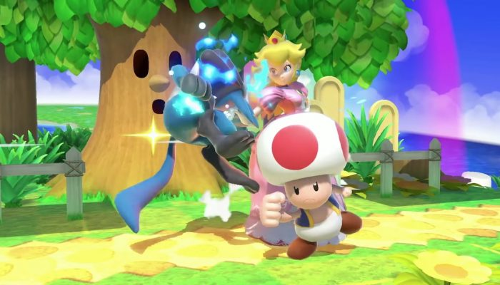 Super Smash Bros. Ultimate – Peach Fighter Showcase
