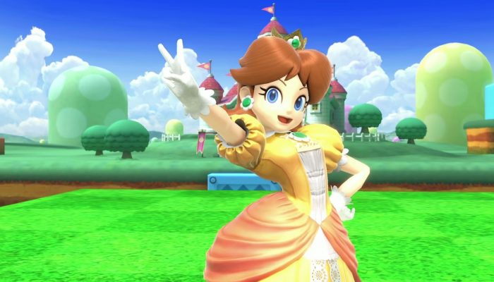 Super Smash Bros. Ultimate – Daisy Fighter Showcase