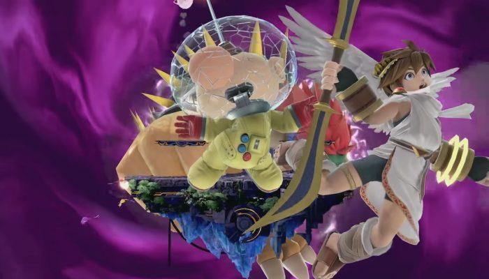 Super Smash Bros. Ultimate – Bowser Fighter Showcase