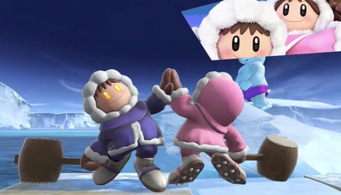 Super Smash Bros. Ultimate – Ice Climbers Fighter Showcase