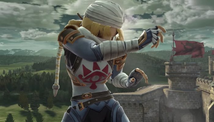 Super Smash Bros. Ultimate – Sheik Fighter Showcase