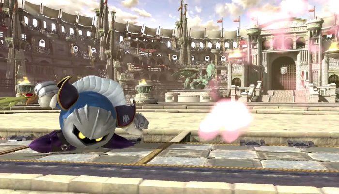 Super Smash Bros. Ultimate – Meta Knight Fighter Showcase