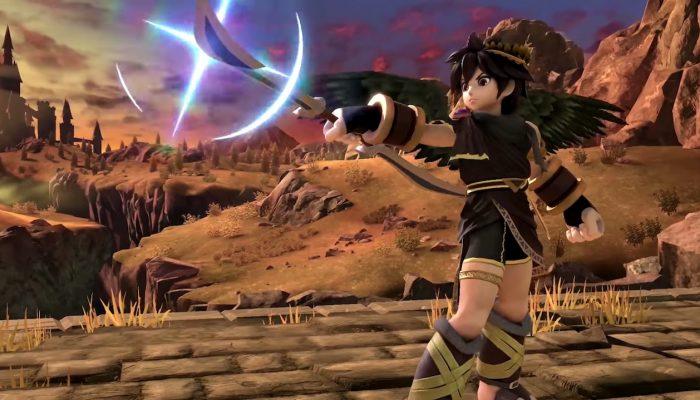 Super Smash Bros. Ultimate – Dark Pit Fighter Showcase