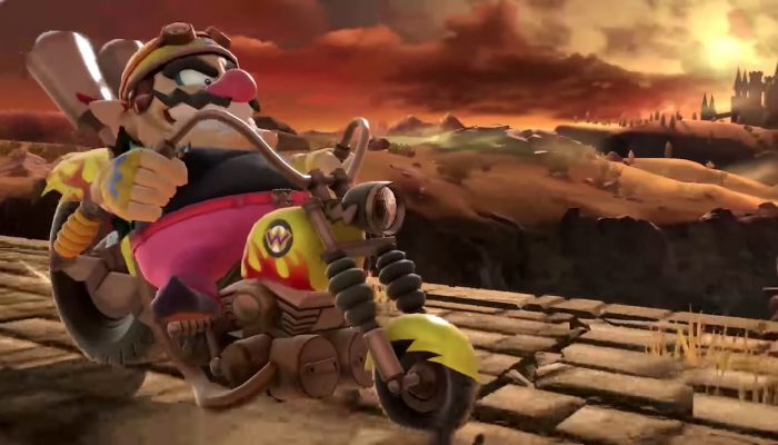 Super Smash Bros. Ultimate – Wario Fighter Showcase