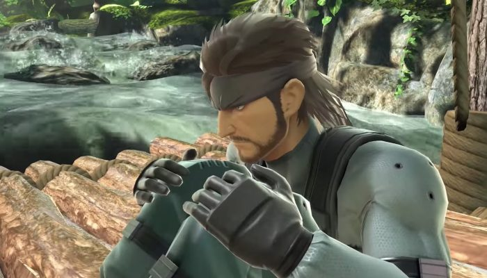 Super Smash Bros. Ultimate – Snake Fighter Showcase