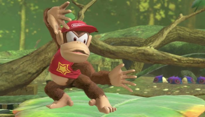 Super Smash Bros. Ultimate – Diddy Kong Fighter Showcase