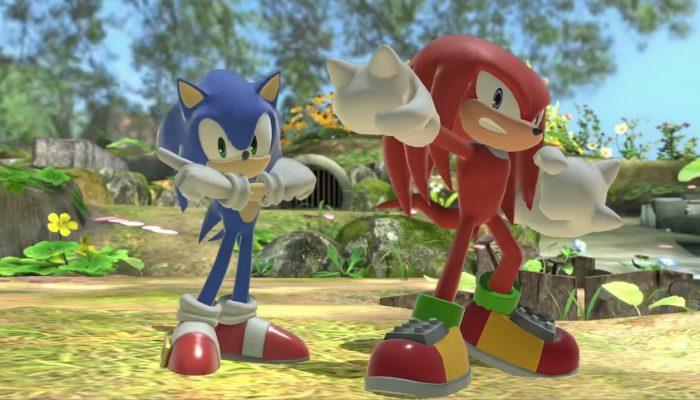 Super Smash Bros. Ultimate – Sonic Fighter Showcase