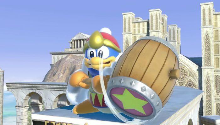 Super Smash Bros. Ultimate – King Dedede Fighter Showcase