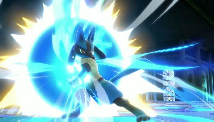 Super Smash Bros. Ultimate – Lucario Fighter Showcase
