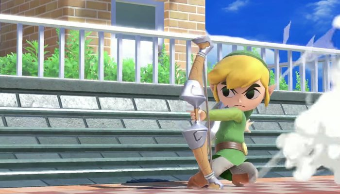 Super Smash Bros. Ultimate – Toon Link Fighter Showcase