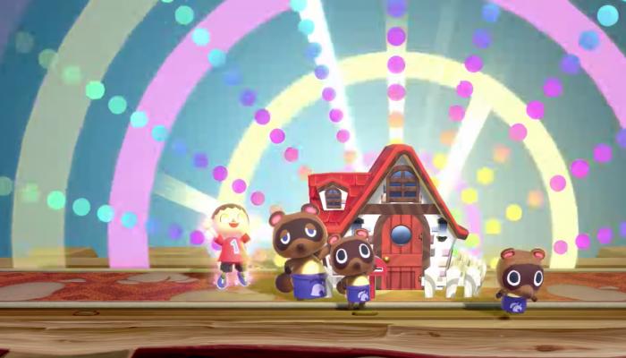 Super Smash Bros. Ultimate – Villager Fighter Showcase