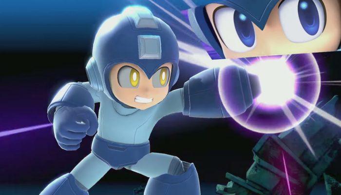 Super Smash Bros. Ultimate – Mega Man Fighter Showcase