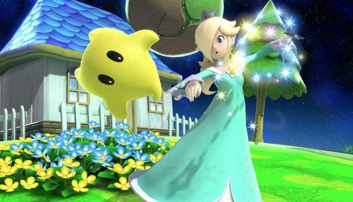 Super Smash Bros. Ultimate – Rosalina & Luma Fighter Showcase