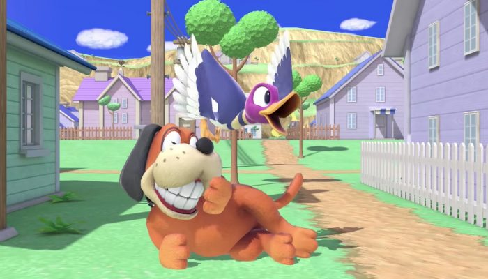 Super Smash Bros. Ultimate – Duck Hunt Fighter Showcase