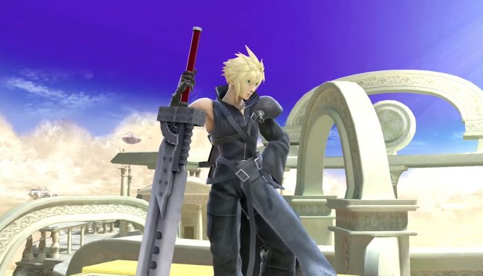 Super Smash Bros. Ultimate – Cloud Fighter Showcase
