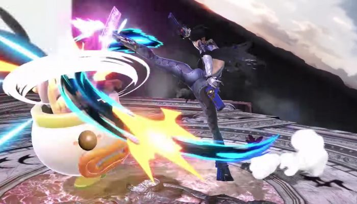 Super Smash Bros. Ultimate – Bayonetta Fighter Showcase