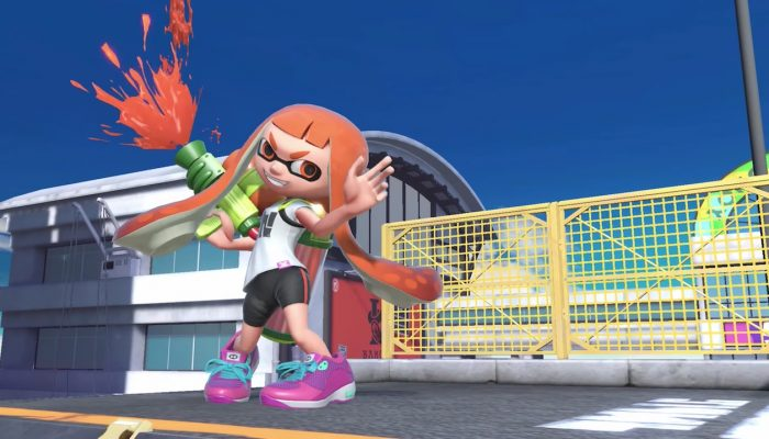 Super Smash Bros. Ultimate – Inkling Fighter Showcase