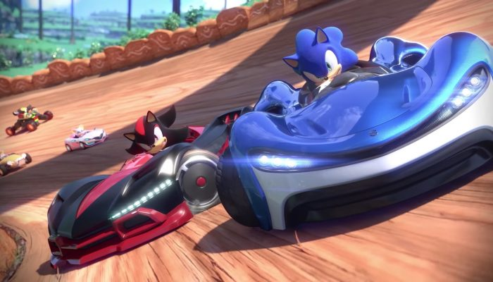 Team Sonic Racing – E3 2018 Trailer