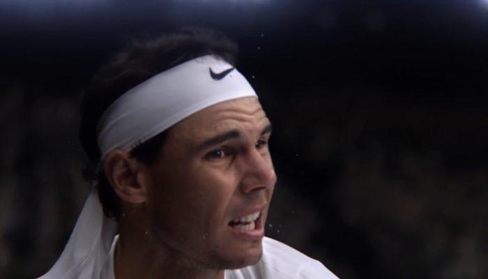 Mario Tennis Aces – Publicité Rafael Nadal vs Mario : face-à-face de stars !