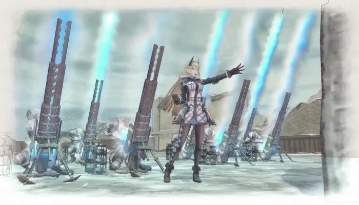 Valkyria Chronicles 4 – E3 2018 Trailer