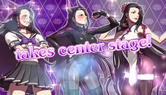 SNK Heroines: Tag Team Frenzy – Knockout Duo! Luong & Mian! Trailer