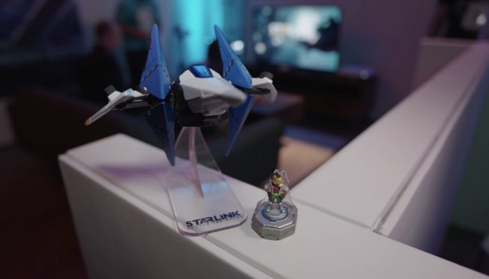 Starlink: Battle for Atlas – Star Fox Gameplay and Arwing Customization Details