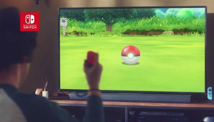 Pokémon Let's Go, Pikachu & Let's Go, Évoli – Bande-annonce française