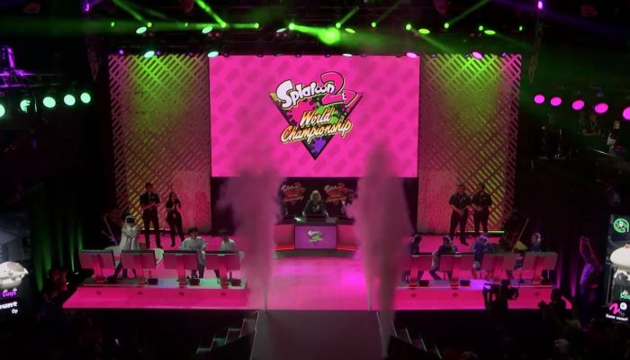 Splatoon 2 World Championship