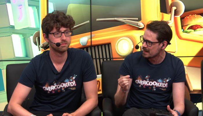 Overcooked 2 – Nintendo Treehouse Live E3 2018