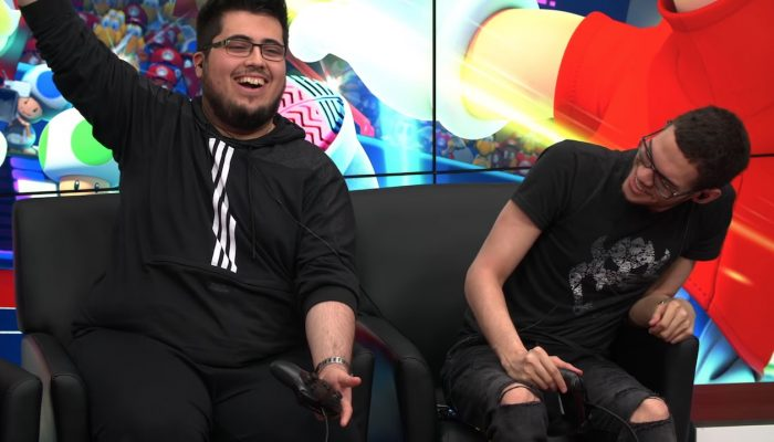 Mario Tennis Aces – Nintendo Treehouse Live E3 2018