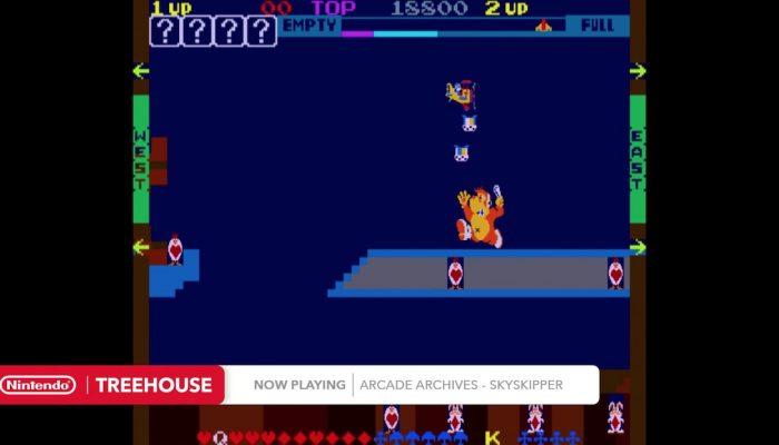 Arcade Archives – Nintendo Treehouse Live E3 2018