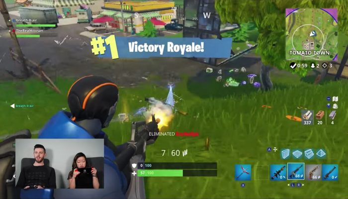 Nintendo Minute – Fortnite Victory Royale or Epic Fail?