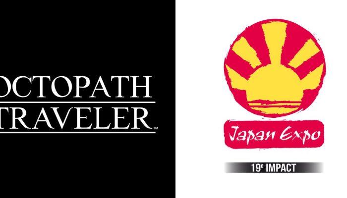 Octopath Traveler sera présenté par ses développeurs à Japan Expo 2018