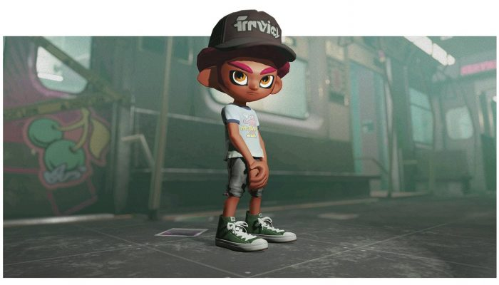 Alternate hairstyles revealed for Octolings in Splatoon 2