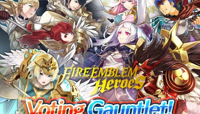 Heroes & Legends Voting Gauntlet in Fire Emblem Heroes
