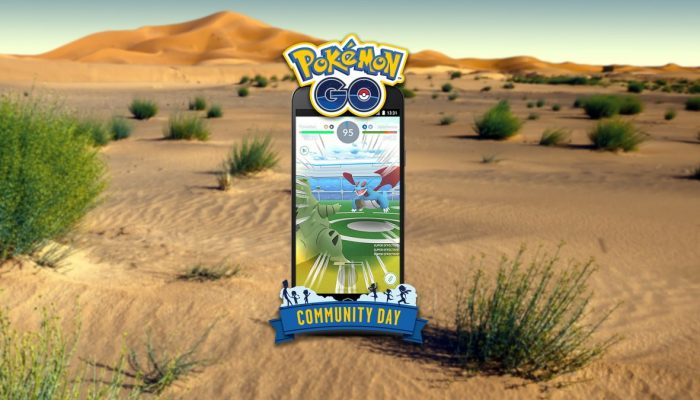 Smack Down as Tyranitar's exclusive move for June's Pokémon Go Community Day