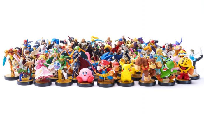 All Super Smash Bros. series amiibo are compatible with Super Smash Bros. Ultimate