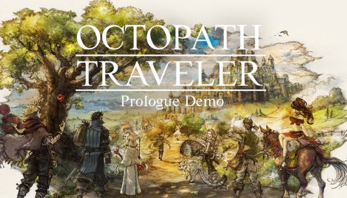 Octopath Traveler Prologue Demo now available to download