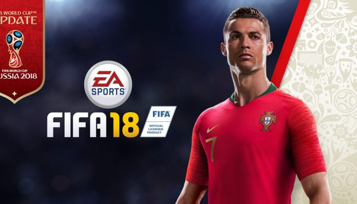 NoE: 'Free World Cup Russia update now available for FIFA 18!'