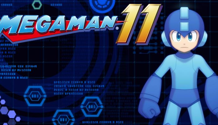 Capcom: 'Gear up for Mega Man 11, available October 2nd!'
