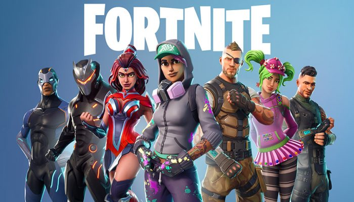 NoA: 'Fortnite is now available on Nintendo Switch!'